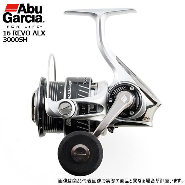 【マラソン中ポイント5倍】【アブ スピニングリール】16 REVO ALX 3000SH【即納可能】
