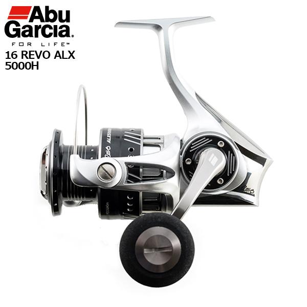 【マラソン中ポイント5倍】【アブ スピニングリール】16 REVO ALX 5000H【即納可能】