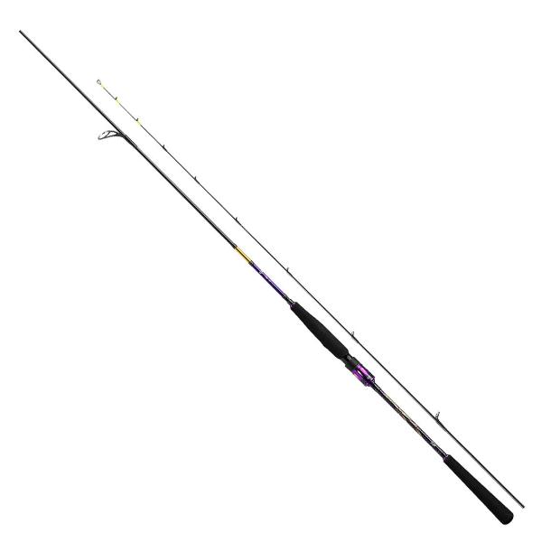 【DAIWA ダイワ】 グローブライド 18 タチウオ ジギング ロッド フラッグシップ スピニング 鏡牙EX AGS 65S-2.5SMT (G)