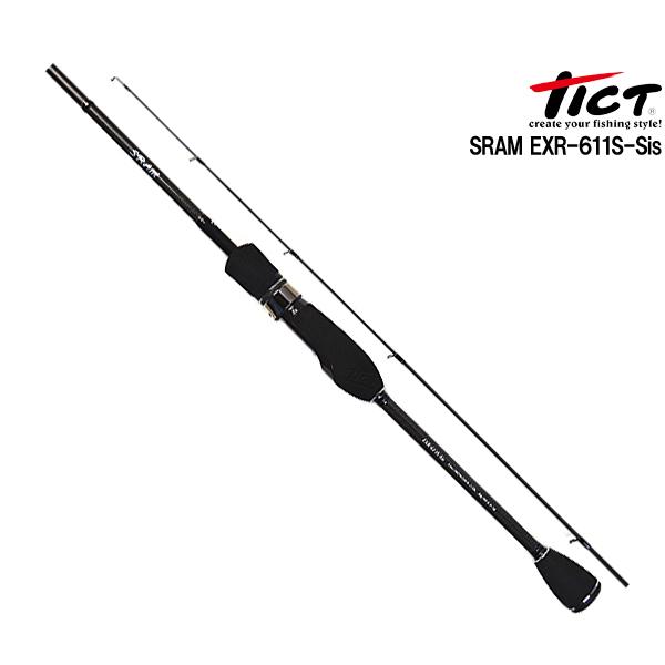 【TICT】ティクト SRAM スラム EXR-611S-Sis【即納可能】