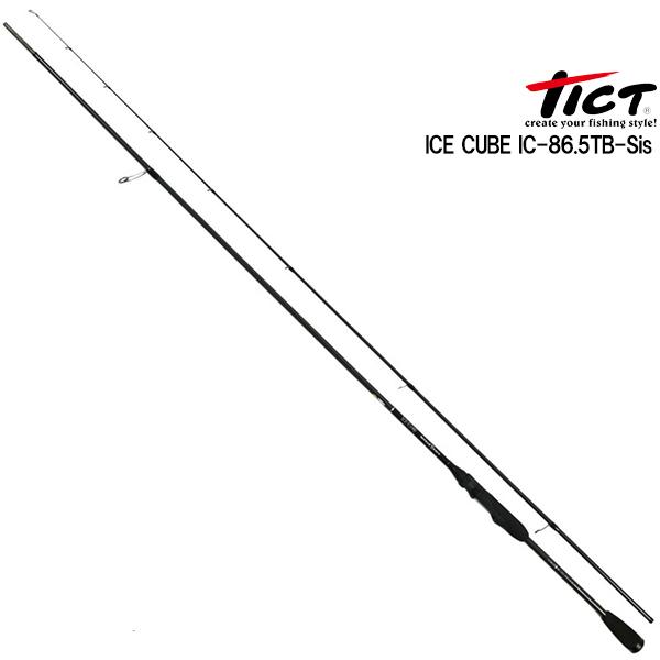 【TICT/ティクト】 '18 IC-86.5TB-Sis アイスキューブ ロッキンビースト【即納可能】