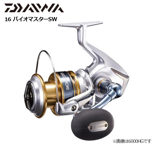 【シマノ】 16 バイオマスターSW 6000XG(32500)