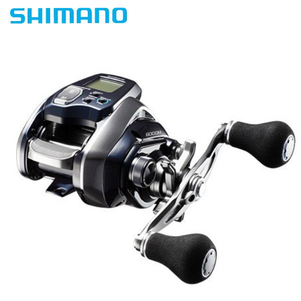 【SHIMANO/シマノ】 18 ForceMaster フォースマスター 600DH(右・ダブルハンドル)【即納可能】