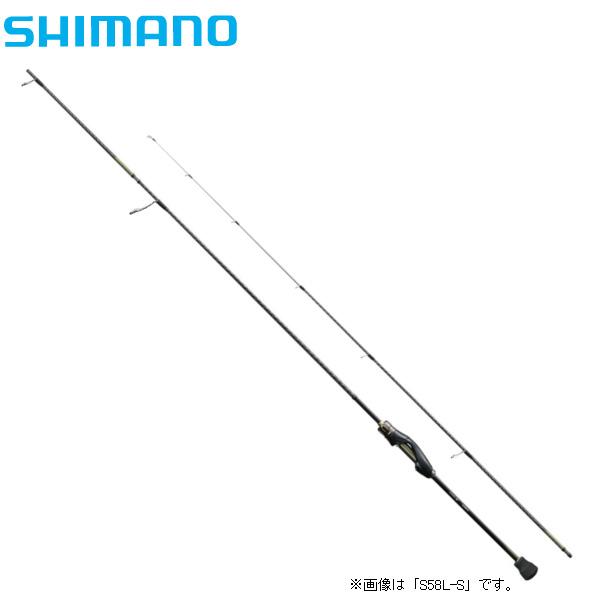 【SHIMANO/シマノ】18 Soare SS AJING ソアレSSアジング S74L-S【即納可能】