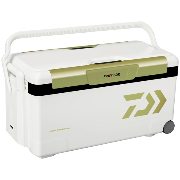 【DAIWA ダイワ】 プロバイザートランクHD ZSS 3500 シャンパンゴールド (G2) 即納可能