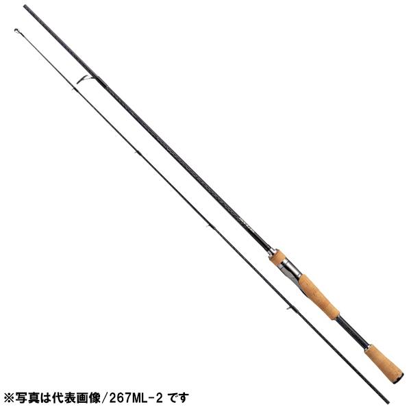 【シマノ】 シマノ '19 バンタム センターカット2ピース 264UL+-2 2019年発売モデル (G)