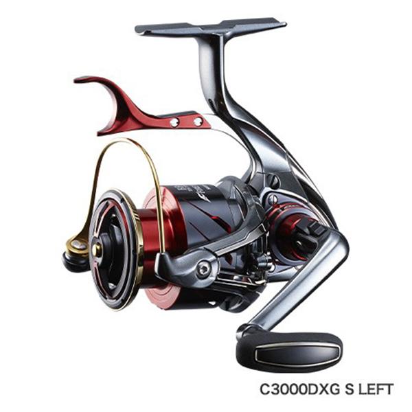 スピニング 【シマノ】 19 BB-X テクニウム ファイアブラッド C3000DXGSL (G)