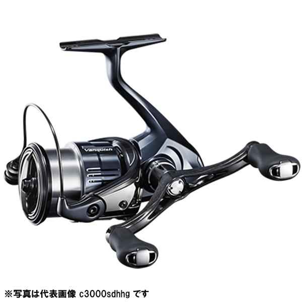 スピニング 【シマノ】 19 ヴァンキッシュ C3000SDH (G)