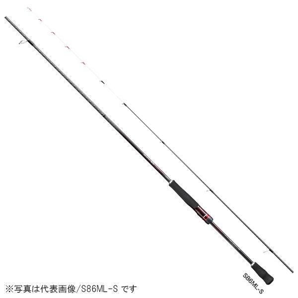 エギングロッド 【シマノ】 19 セフィア SS S76ML-S