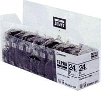 テプラテープカートリッジPROテープ10個パック 18mm~24mm(SS)