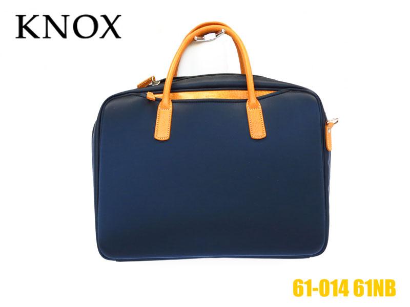 【かばん】KNOX ノックスENRICH61-014NBネイビーブルー