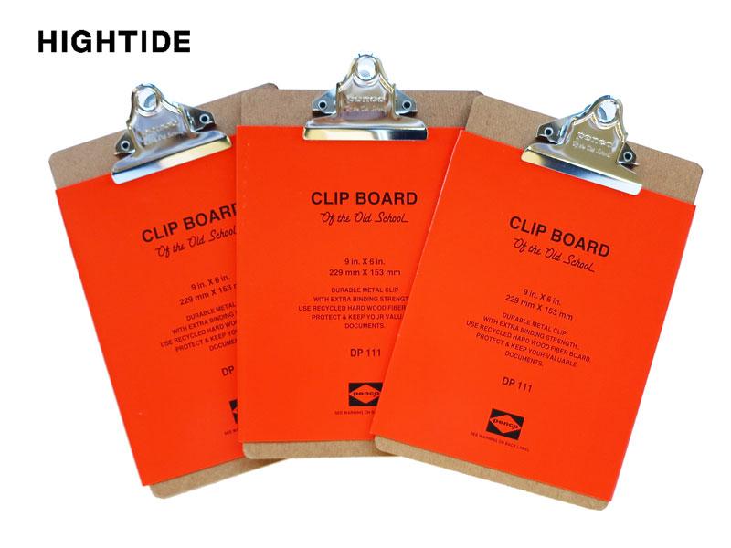 特価 買い物 クリップボード HIGHTIDE ハイタイドPENCO ペンコクリップボード A5DP111 S O