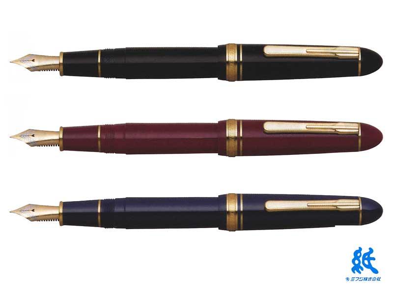 【万年筆】プラチナ万年筆 Platinumプレジデント PTB-20000P全3色 ペン先6種類