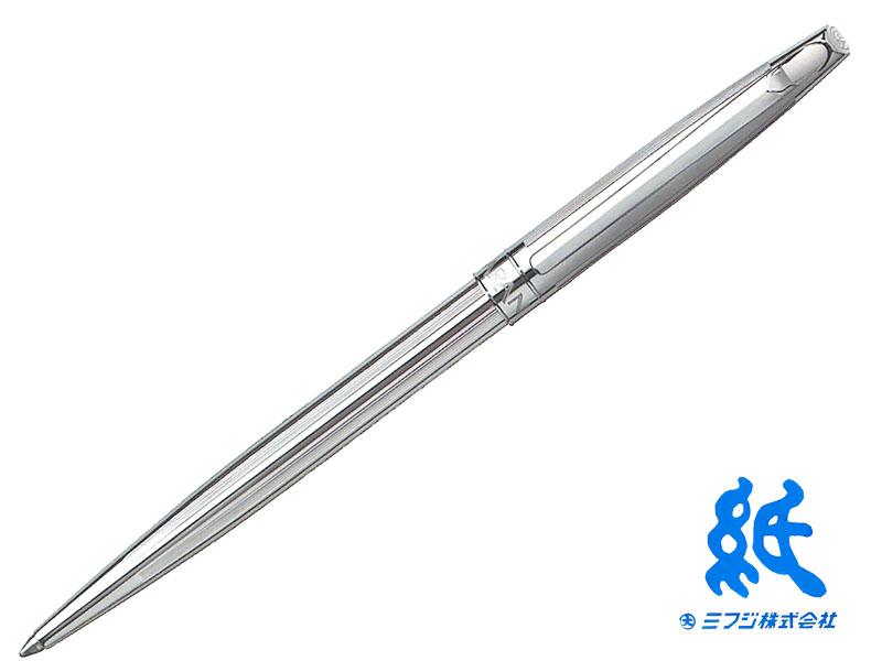 【ボールペン】CARAND'ACHE カランダッシュ Madison II Collectionマディソン II コレクション 4680-286 ボールペン シルバープレート&ロジウムコート