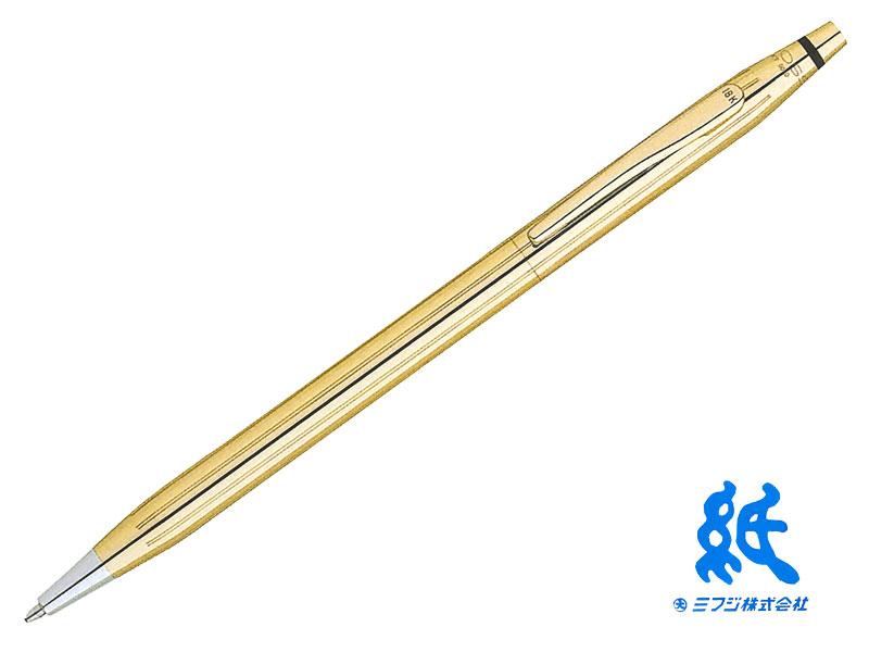 【ボールペン】CROSS クロスCENTURY センチュリー#8032クラシック18金ムクボールペン
