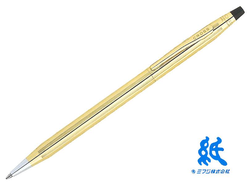 【ボールペン】CROSS クロスCENTURY センチュリー#4502クラシック10金張ボールペン