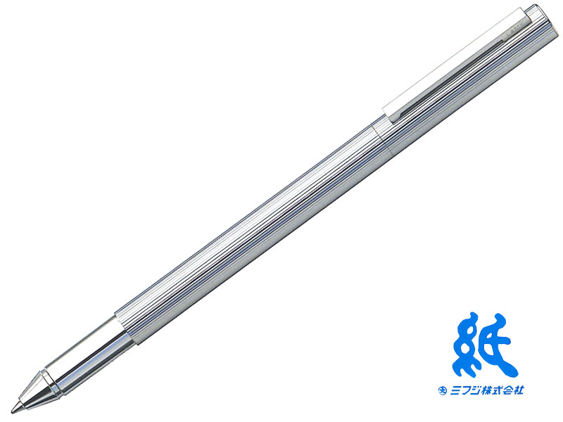 【水性ボールペン】LAMYラミーcp1L353プラチナコートローラーボール