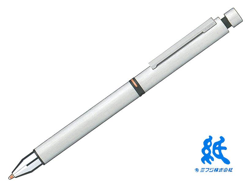 【ペンシル+ボールペン】LAMYラミー Lamy tri penラミー トライペン L759 マットステンレス ペンシル(0.5mm)+ボールペン+マーカー