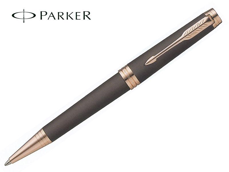 【ボールペン】PARKERパーカーPREMIERプリミエソフトブラウンPGTボールペン