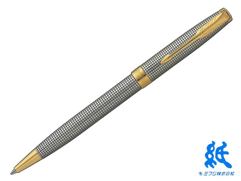 【ボールペン】PARKERパーカーSONNETソネットプレミアムシズレGTボールペン