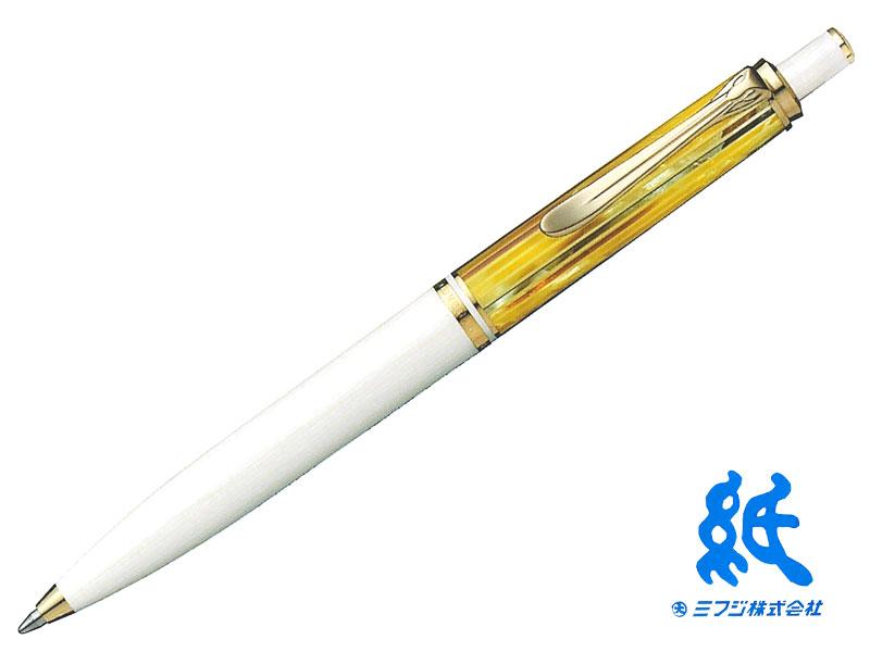 【ボールペン】PelikanペリカンSouveran スーベレーン K400WHITE TORTOISE ホワイトトータ