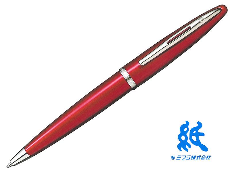 【ボールペン】WATERMANウォーターマンCARENEカレングロッシー・レッドSTボールペン