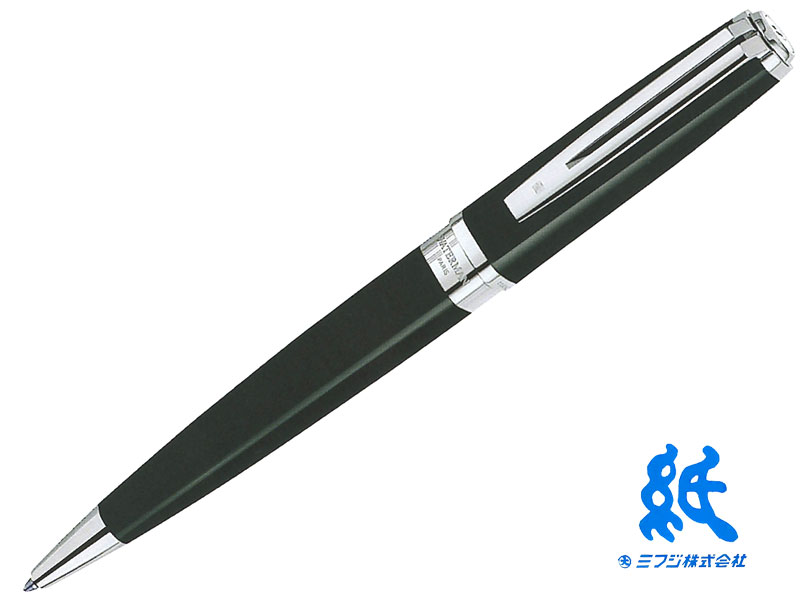 【ボールペン】WATERMANウォーターマンEXCEPTIONエクセプション・スリムブラックラッカーST ボールペン