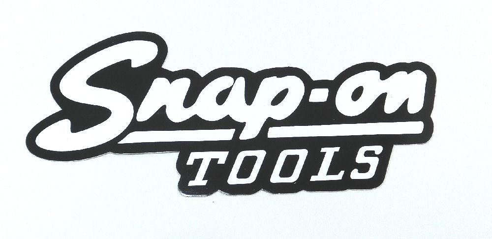 Kami Tra Snap On Vintage Logo Sticker Usa Pure Parallel
