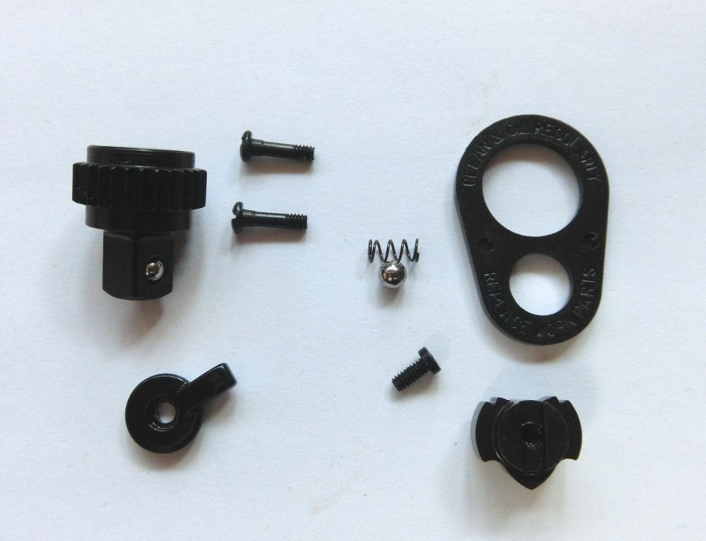 Mac tools (Mac tools) 1 / 4 socket ratchet repair parts MRR-A parallel  import goods