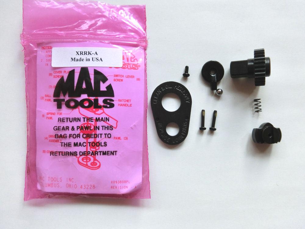 Mac tools (Mac tools) 3 / 8 ratchet repair parts XRRK-A parallel imports