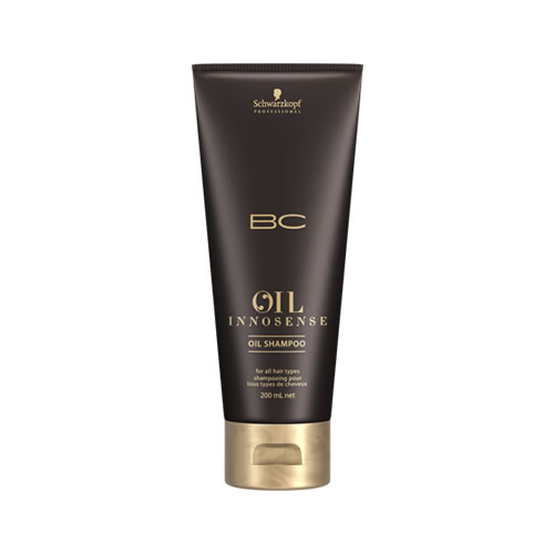 オイルがシャンプーになった 洗いながらうるおうツヤ髪へ おすすめ シュワルツコフ BCオイル 200mL イノセンス 全品送料無料 オイルシャンプー