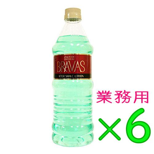 【まとめ買い 業務用・6本 サロン専売品】資生堂 メンズ ブラバス アフターシェーブローション 1000ml 業務用 サロン専売品 メンズ, green clover project:47b4f40d --- officewill.xsrv.jp