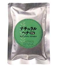 ナチュラル ヘナ 【大容量】 【JAPAN HENNA】【送料無料】