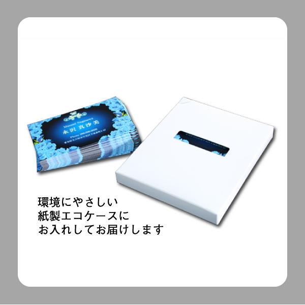 【名刺印刷】お洒落な名刺作成 デザイン名刺 ビジネス名刺 エレガントデザイン[VCE-010]《100枚入》【ネコポス】