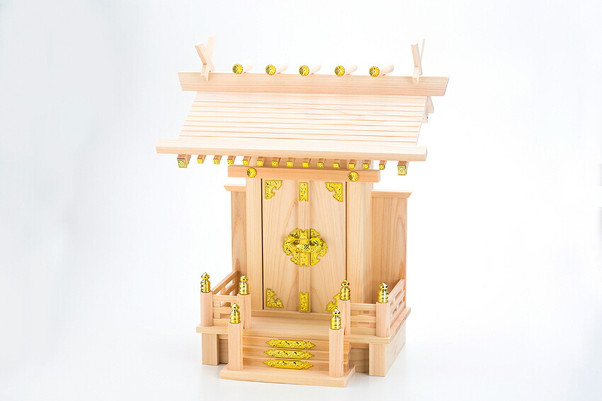 Large shinmei altar set!
