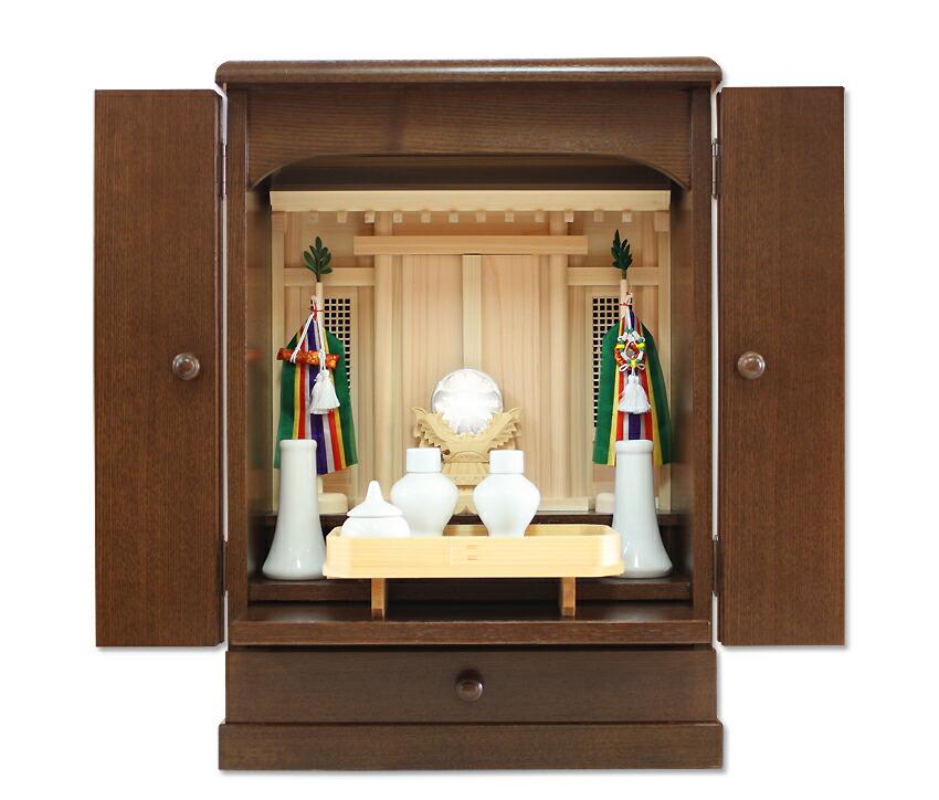 Ancestral Spirits Hall Contemporary Furniture ( Temple Of God Catholics )  Yuzuki 18 Walnut Color On Postfix Tamaya And Spirit Hall