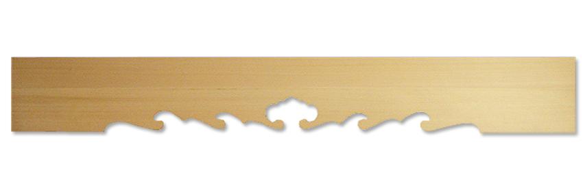 木曽桧 雲板1間 1820mm