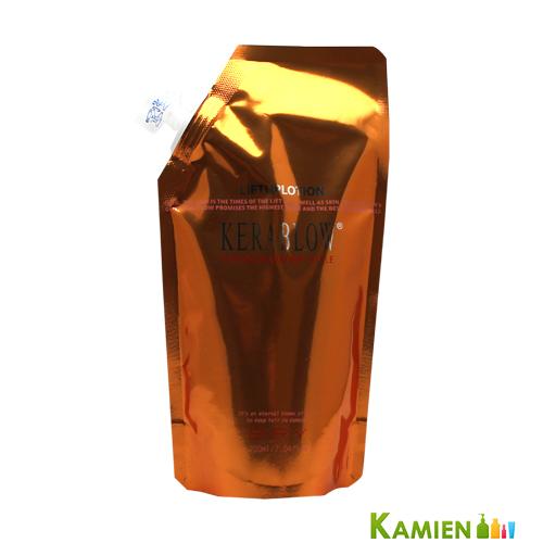 年中無休 全品送料無料 毎日14時までのご注文で当日出荷 予約 BRYブライ ケラブロー 正規品 定形外対応 リフトアップローション 詰め替え 200ml 容器込の総重量214g