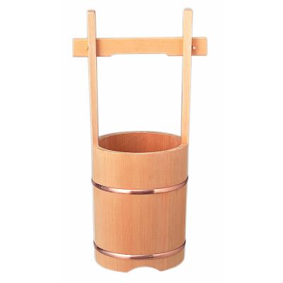 【現役神職監修】手桶(18cm)【送料無料】