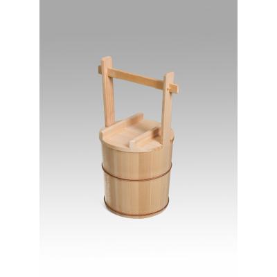 【現役神職監修】手水桶(ふた付)【送料無料】 *離島、北海道地区は別途送料御見積りとなります。