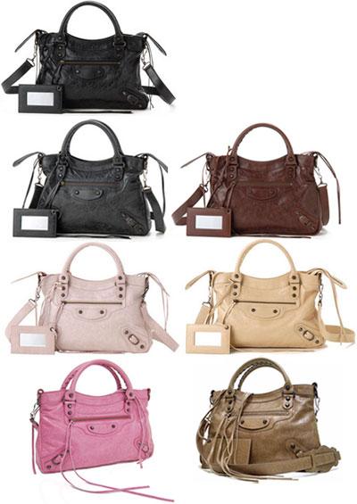 51e12dc86c4a BALENCIAGA BAG balenciaga mirror with 2-WAY handbag shoulder bag  ザジャイアントタウンTHE GIANT