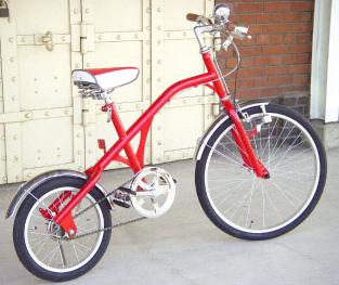 24インチ×16インチ自転車クラシックラインのレトロバイクオシャレな街乗りサイクル選べる6色CLASSIC RETORO