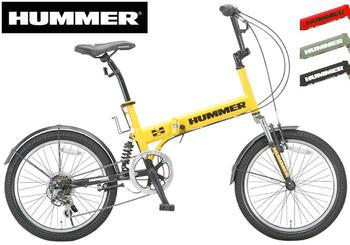 正規代理店 ハマー Wサスペンション 20インチ 折り畳み自転車HUMMER シマノ製6段変速ギア搭載アメリカの軍事ブランドと言えばハマー強くて頑丈なイメージをそのままモデル化レッド ブラック イエロー イエロー ホワイト ブラック ホワイト, ミマタチョウ:d0a8067b --- clftranspo.dominiotemporario.com