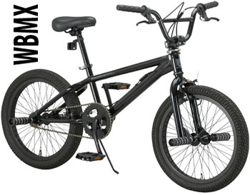 コンパクトシティーパフォーマンスバイクBMX 20インチ自転車360度回転ハンドル ジャイロ機構採用ビーエムエックス 小径車シティーサイクル ブラックトリッキーな技をこの1台で前後輪ペグ搭載