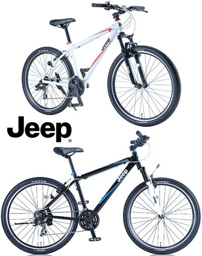 kaminorth shop: JEEP Jeep Wrangler sports 26 inch bicycle mountain ...