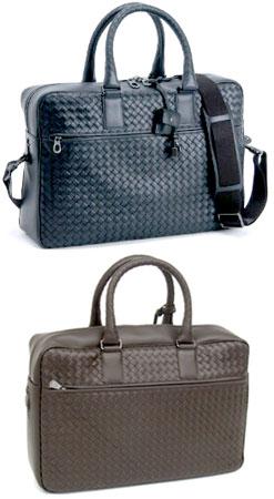 4d302335a3 BOTTEGA VENETA Emilio business bag Briefcase shoulder strap 2-WAY Bottega  Veneta intrecciato leather 163292 V4651 black 1000 NERO dark brown 2040  EBANO ...