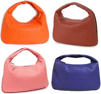 Bottega Veneta Emilio Shoulder Bags Intrecciato 115654 V0013 Black White Brown Blue Orange Maple Light Pink Purple Off Bag
