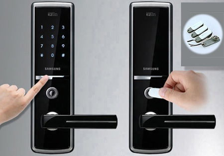 Kaminorth Shop Ultra Touch Screen Slim Digital Door Lock