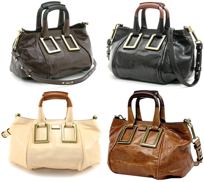 60dcfa2065 CHLOE ETHEL SMALL SATCHEL Chloé Ethel small satchel 2-WAY handbag  shoulder bag 3S0646 ...