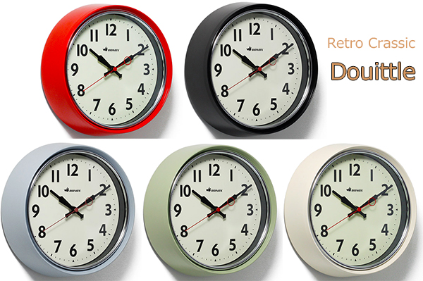 That Suit Many Diffe Room All Around Style Round Wall Clocks Retroclicalwallk Lock Black Red Sage Green Ivory Clic Grey Clock Retro